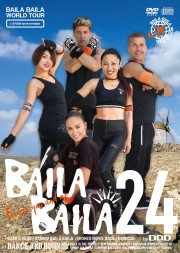 "BAILA BAILA vol.24 ""Forever you and me""CD+DVD 2枚組"