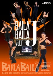 歌って踊ってBAILA BAILA-J vol.1 Temptation-J(テンプテーション) CD+DVD2枚組
