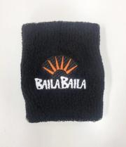 BAILA BAILA リストバンドブラックロング