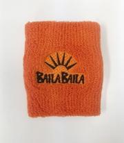 BAILA BAILA リストバンドオレンジロング
