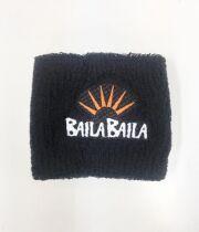 BAILA BAILA リストバンド ショートブラック