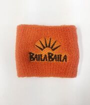 BAILA BAILA リストバンド ショートオレンジ