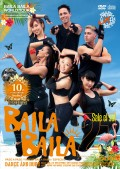 """あの安全地帯の名曲が BAILA BAILAに! BAILA BAILA vol.21 """"Sale el sol""""+10周年記念曲「Presage of love〜恋の予感〜」 by ジェフリーダニエル(Shalamar)CD+DVD 3枚組"""