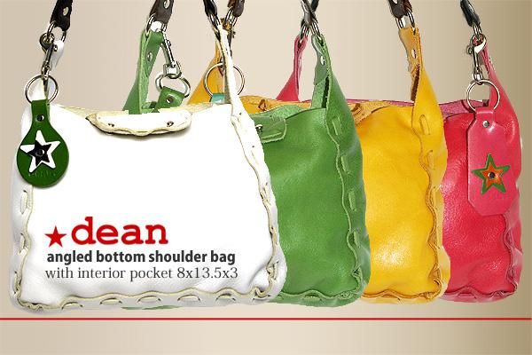 ハリウッドスターも愛用するLAブランド★deanのレザーバッグ(b05) シリーズ