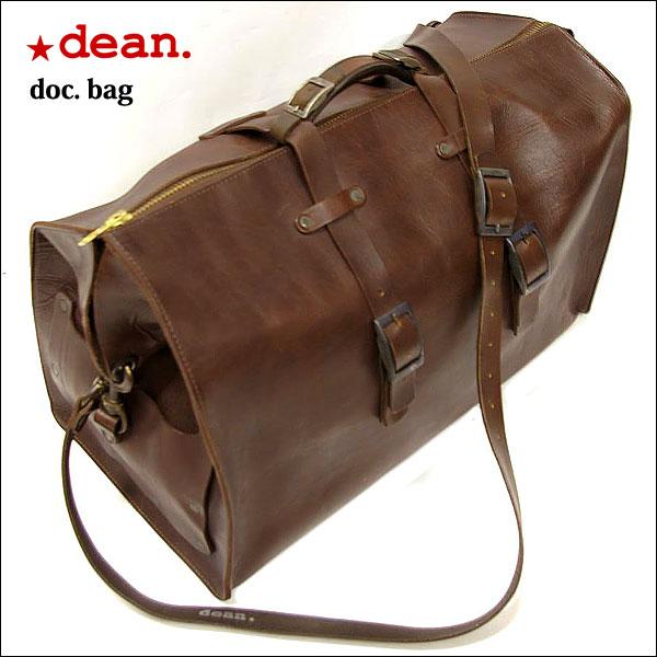 ハリウッドスターも愛用するLAブランド★deanのバッグ【doc_bag】