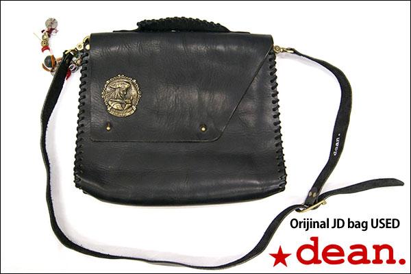 ★dean.Orijinal JD bag USED