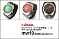 ★dean.腕時計【mw10 Latigo Brown】