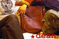 ハリウッドスターも愛用するLAブランド★deanのレザーバッグ(ub01) シリーズ