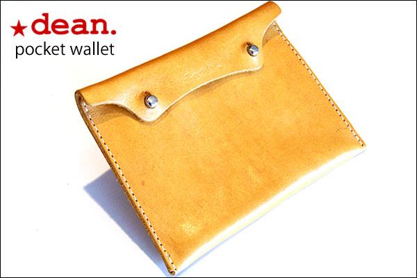 ★dean. pocket wallet