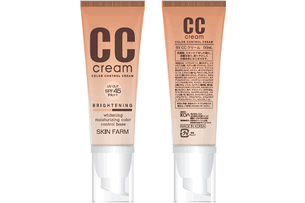 CC「Control color」CREAM