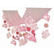 大桜プリーツハンガー(2114037)[春 花 桜 飾り 販促グッズ 店内装飾 プリーツハンガー]