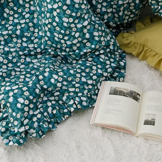 生地・布・入園入学 ≪ Pure camellia ≫  コットン/幅110cm デコレクションズオリジナル生地・布 【10cm単位販売】