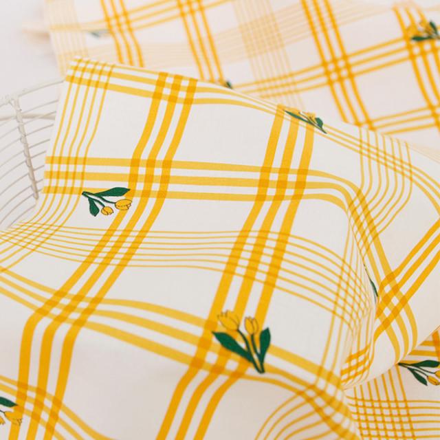 生地・布・入園入学 ≪ Mango tulip ≫コットン/幅108cm デコレクションズオリジナル生地・布 【10cm単位販売】