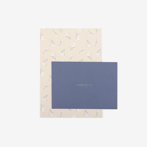 レターセット 10 Paperwhite 【グリーティング】【ラッピング】