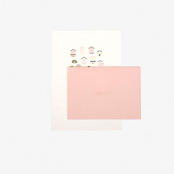 レターセット 20 Home 【グリーティング】【ラッピング】
