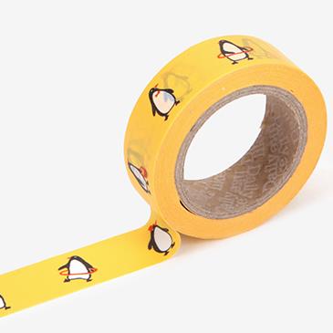 マスキングテープ 92 : Penguin