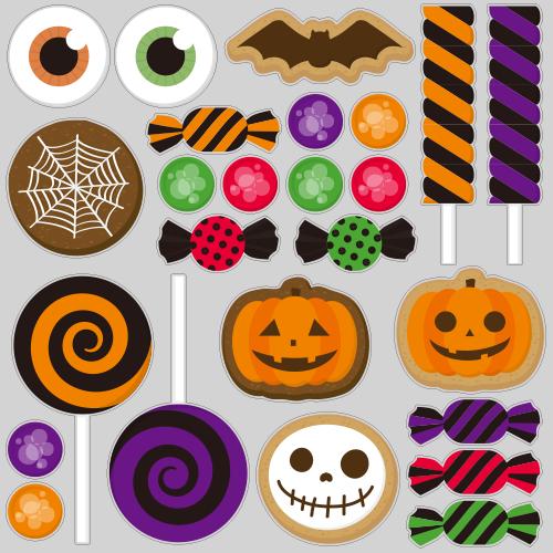 【VP】Halloween Snacksの写真