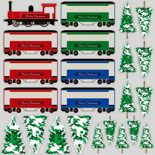 【VP】クリスマストレインの写真