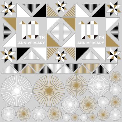 【VP】Anniversary 幾何学の写真