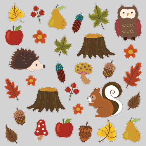 【VP】Autumn Forestの写真