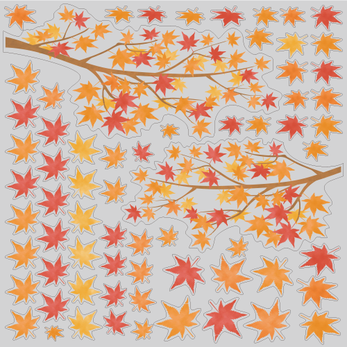 【VP】紅葉もみじの写真