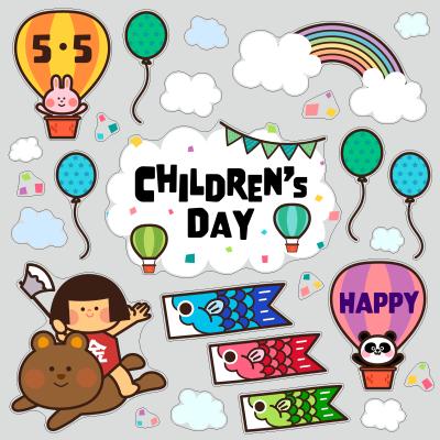 【VP】Happy Children's Dayの写真