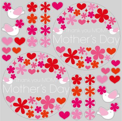 【VP】Mother's Day 小鳥とハート