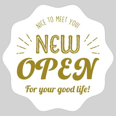 NEW OPEN -NICE TO MEET YOU-の写真