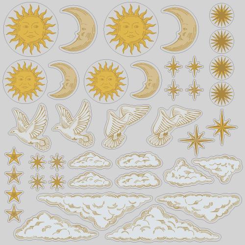 【VP】Sun and Moon カラーの写真