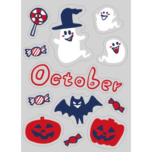 【PP】10月トリコロールの写真