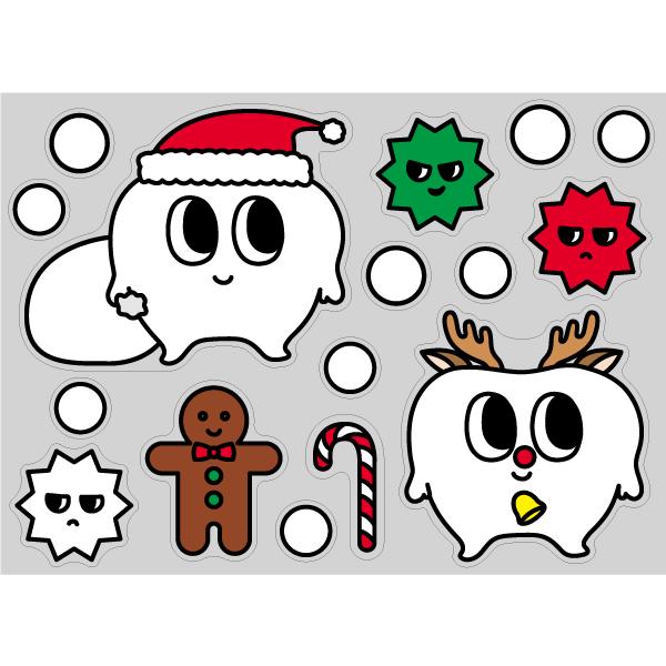 【PP】デンタルちゃんのクリスマスミニAの写真