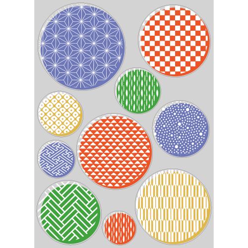 【PP】紋様ボールミニの写真