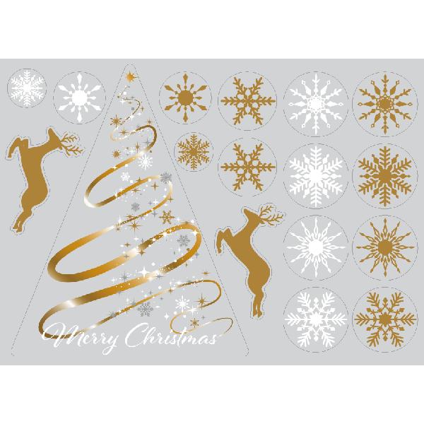 【PP】クリスマス リボンツリー ミニの写真