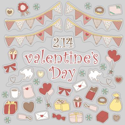 【VP】Valentine's Day タイトルカントリー