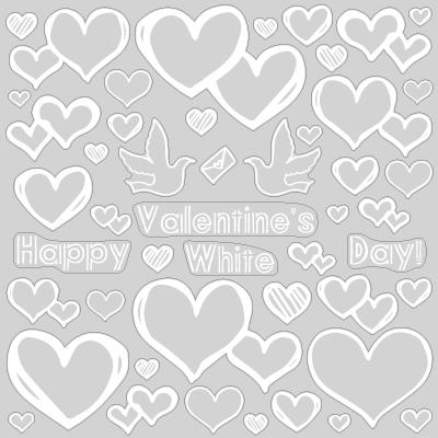 【VP】White heart