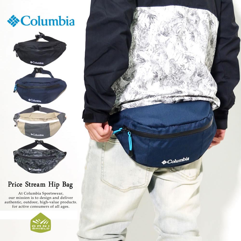 Columbia (コロンビア) ヒップバッグ PRICE STREAM HIP BAG (PU8235)