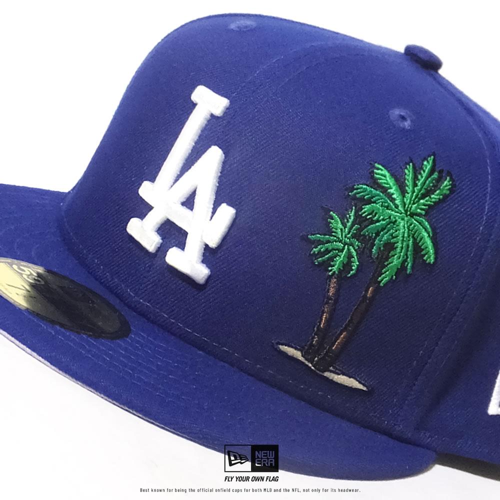 ニューエラ NEW ERA キャップ メンズ 帽子 59FIFTY チームディスクライブ ロサンゼルス・ドジャース ダークロイヤル (12513969) 2020SS