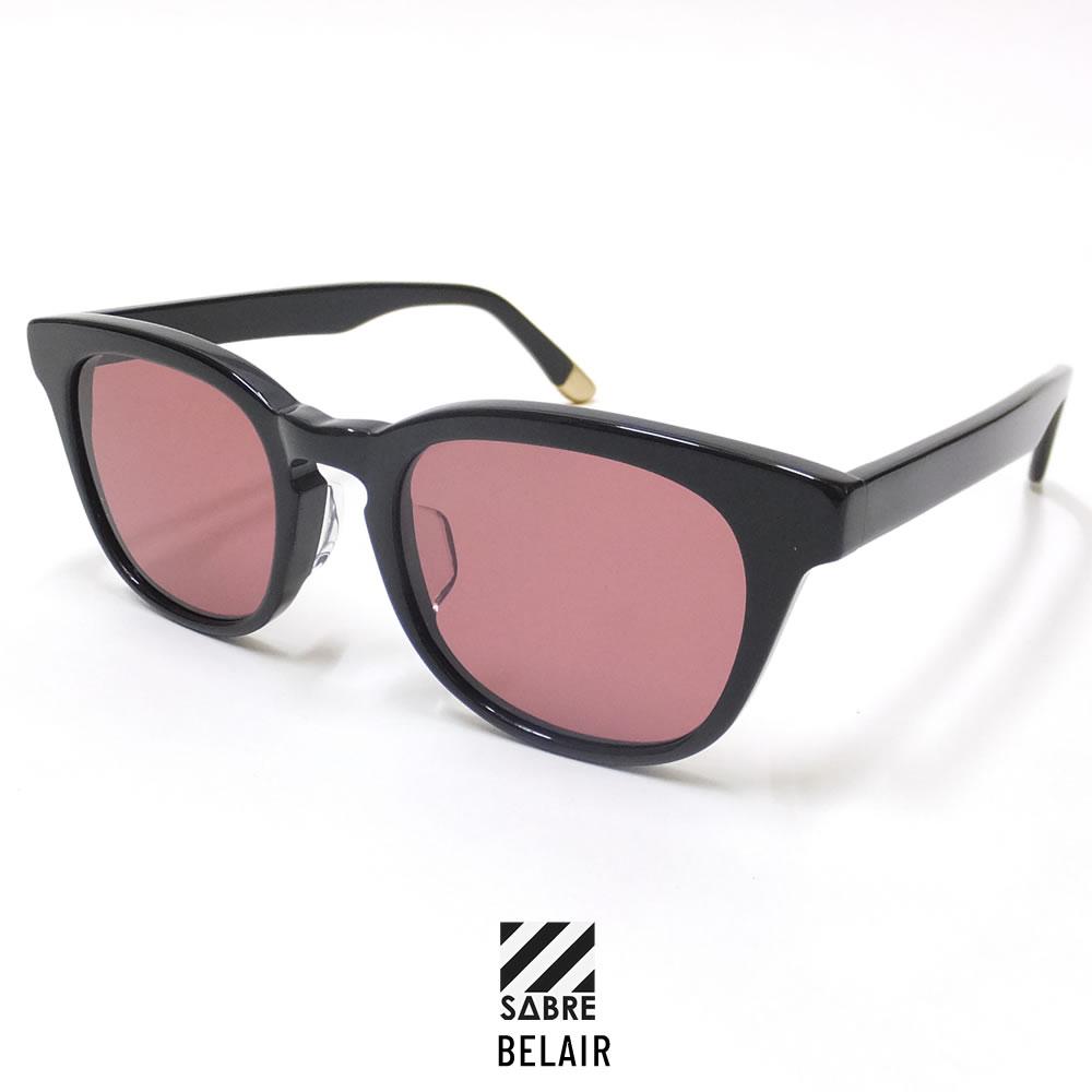 SABRE セイバー サングラス BELAIR BLACK GLOSS/MAROON (SS7-501B-M-J)