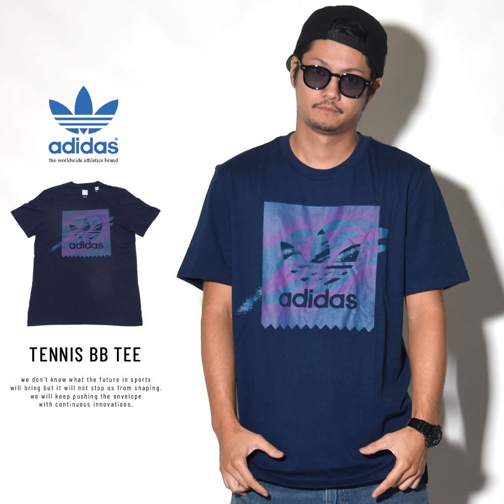 adidas Skateboarding アディダス スケートボーディング 半袖Tシャツ TENNIS BB TEE DH3940