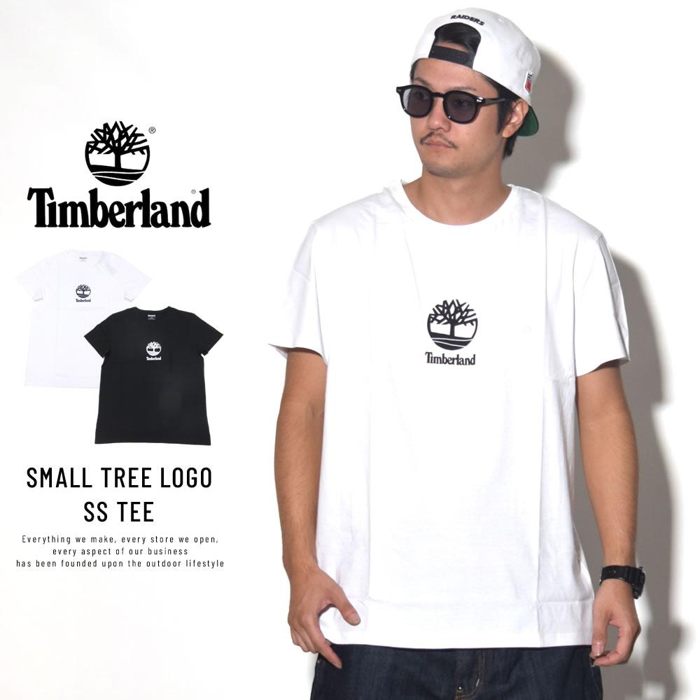 TIMBER LAND ティンバーランド 半袖Tシャツ SS SMALL TREE LOGO TEE TB0A1N8X