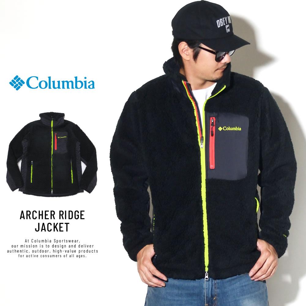 COLUMBIA コロンビア ボアフリースジャケット ARCHER RIDGE JACKET PM5613