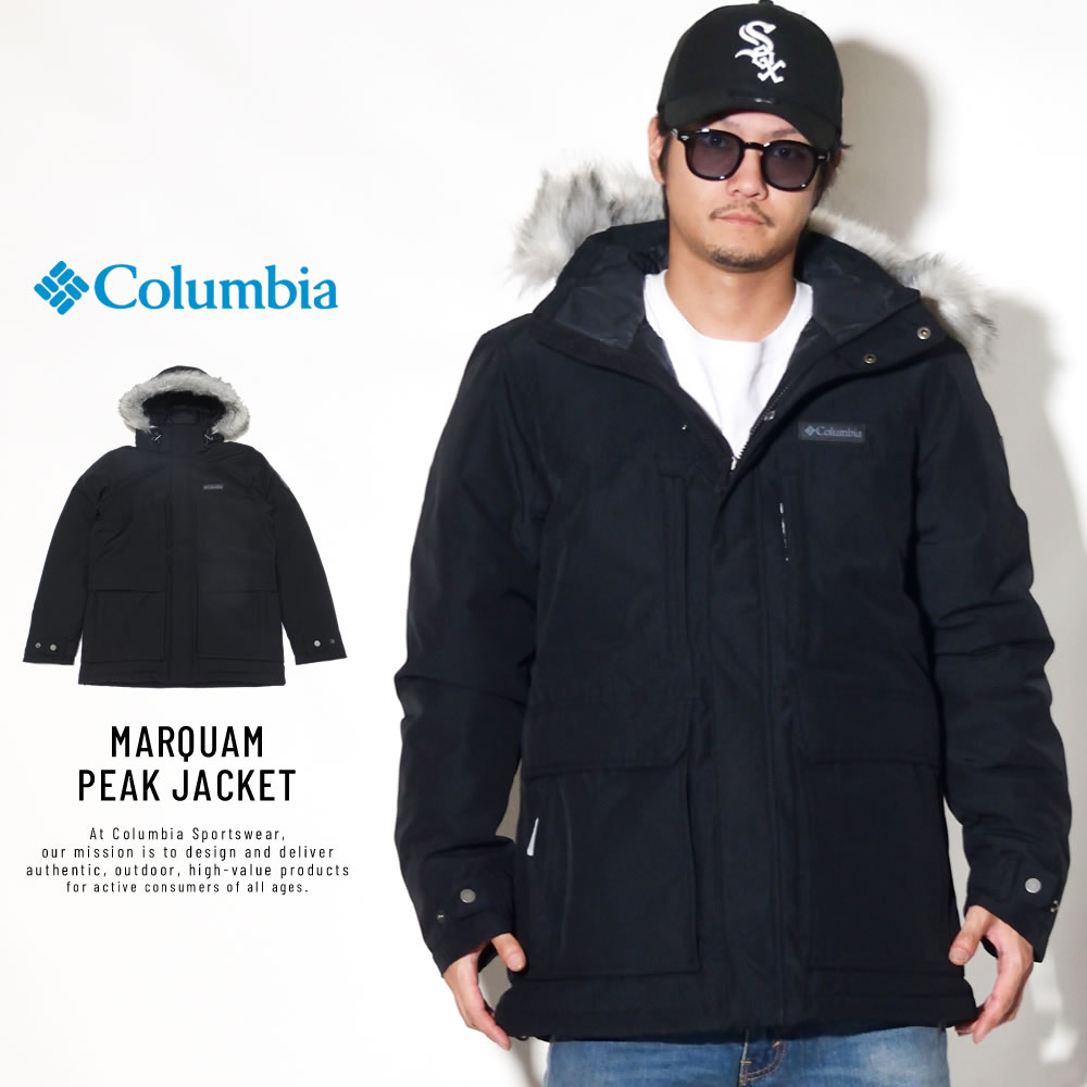 COLUMBIA コロンビア ジャケット MARQUAM PEAK JACKET WE1250