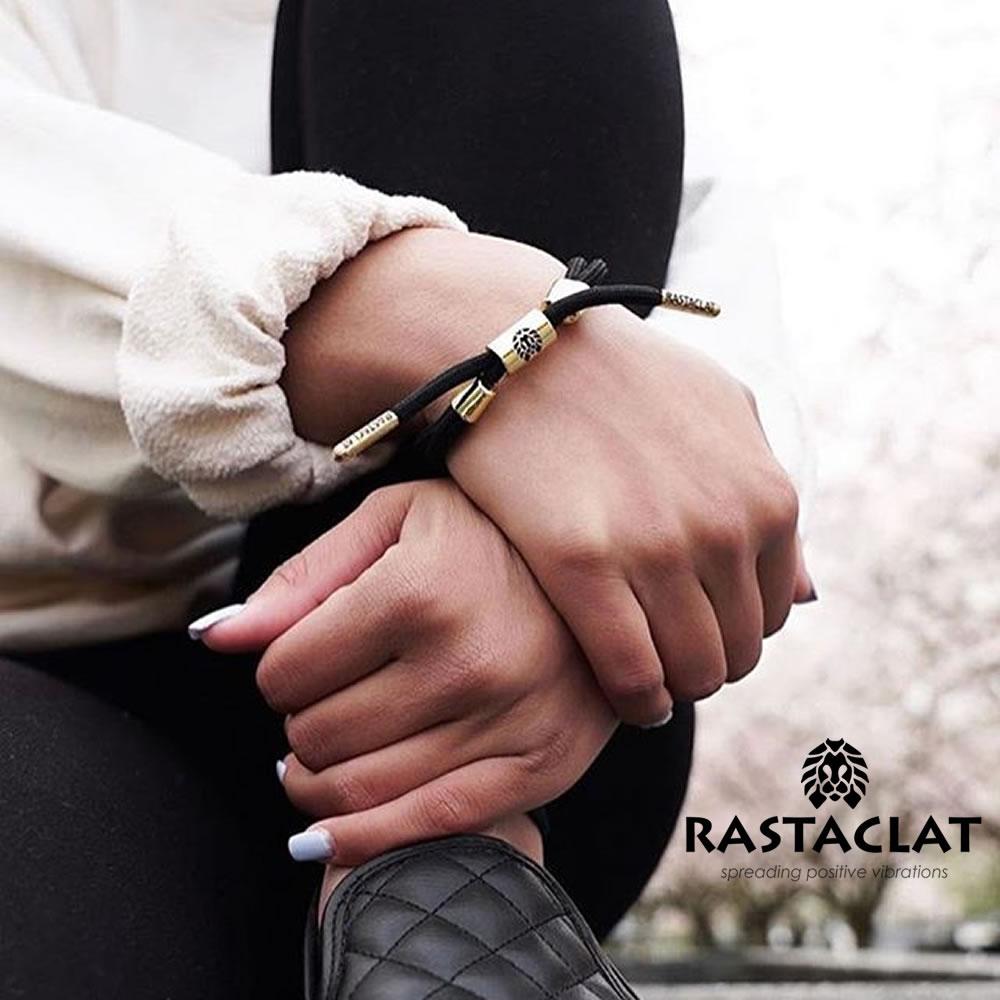 RASTACLAT ラスタクラット ブレスレット JET (RC025JET)