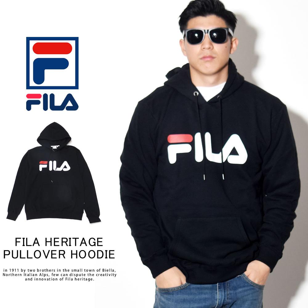 FILA フィラ プルオーバーパーカー FM9589