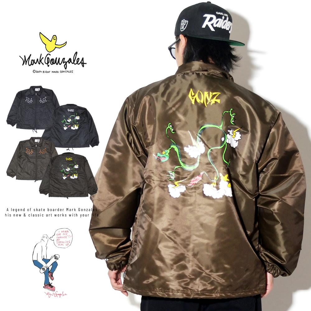 MARKGONZALES マークゴンザレス ナイロンワークジャケット 2G5-4912