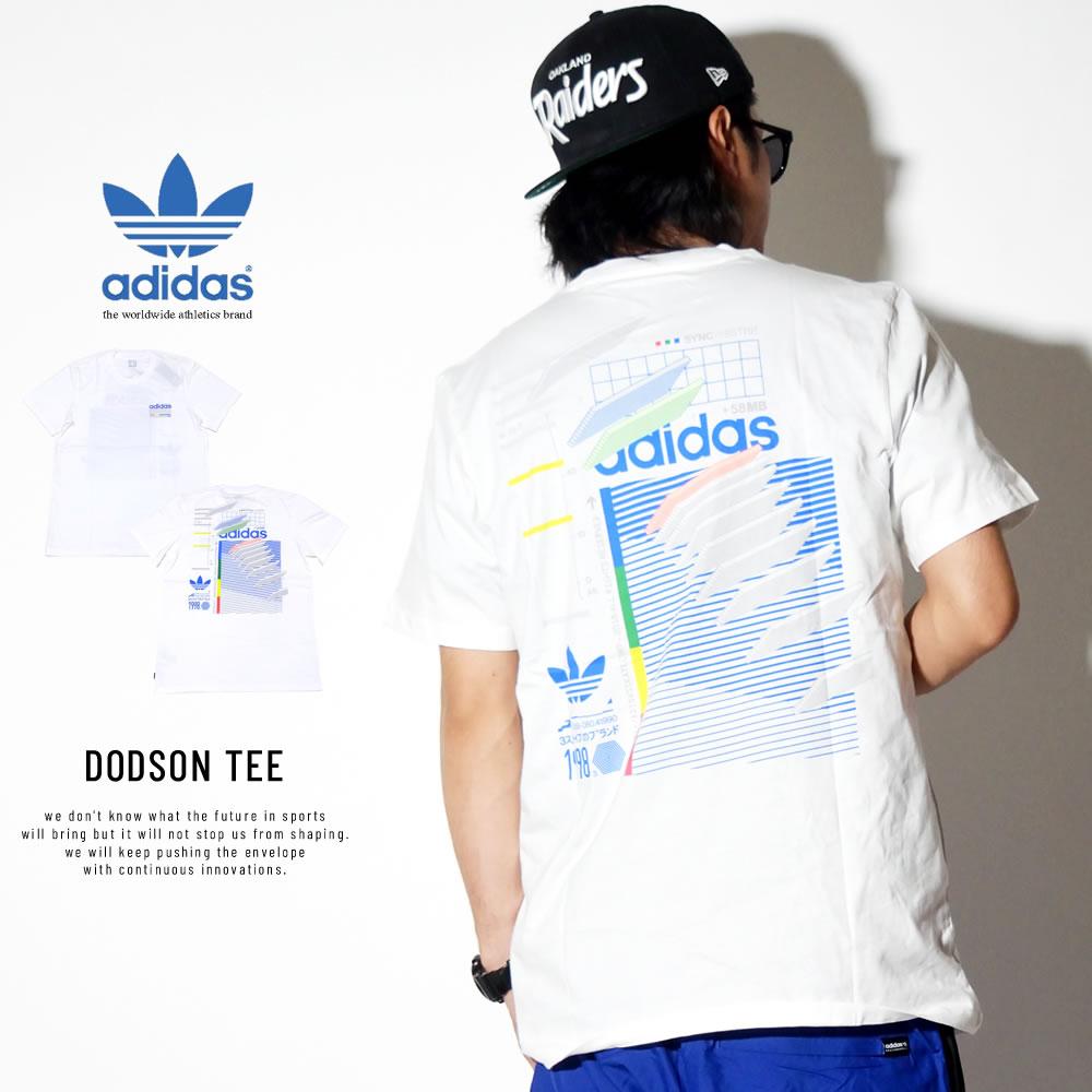 ADIDAS アディダス 半袖Tシャツ DODSON TEE DU8392