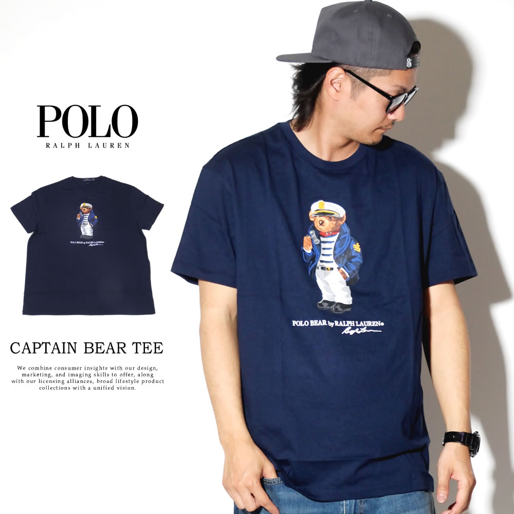 POLO RALPH LAUREN ポロラルフローレン 半袖Tシャツ SS TEE 710741111001