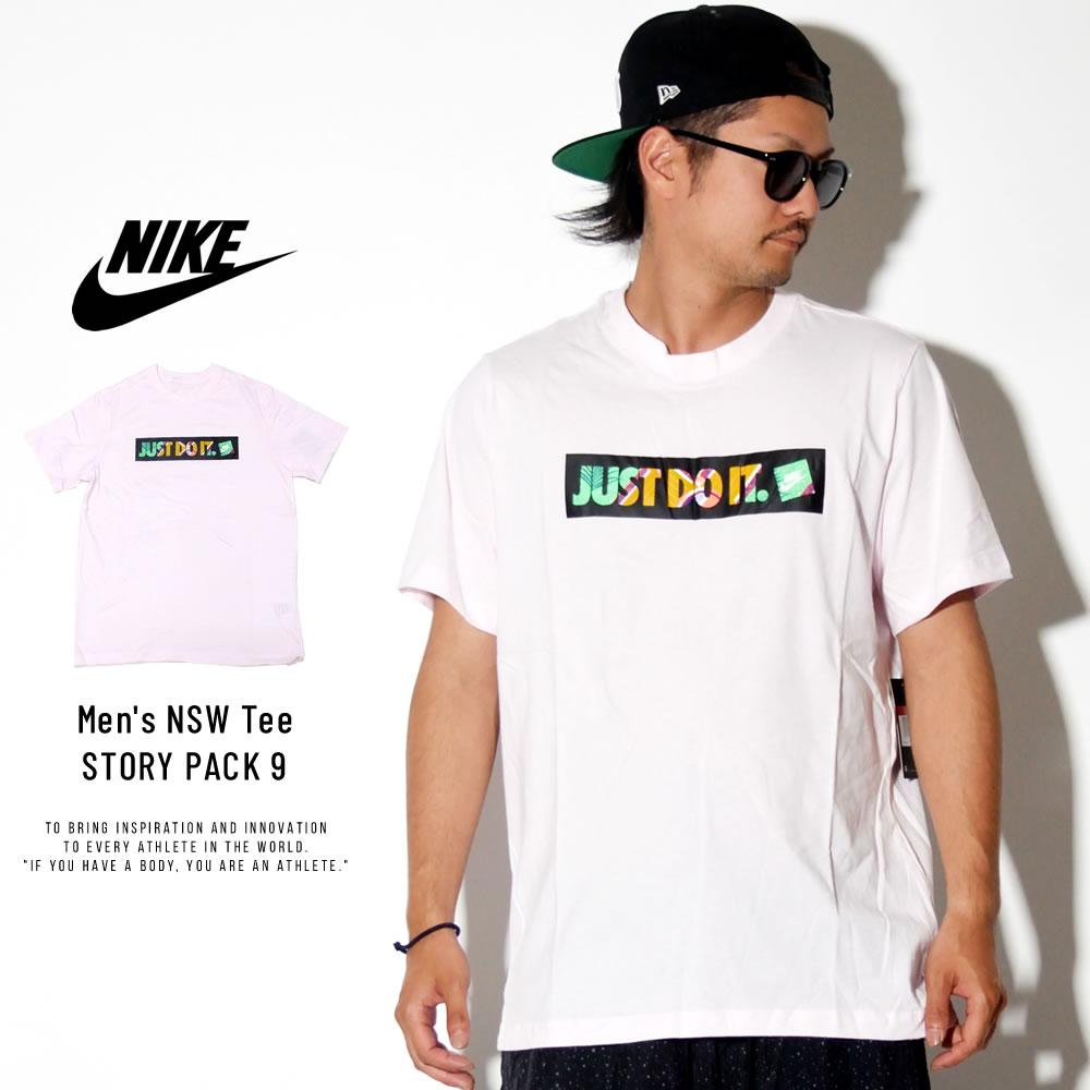 NIKE ナイキ 半袖Tシャツ M NSW TEE STORY PACK 9 BQ0169