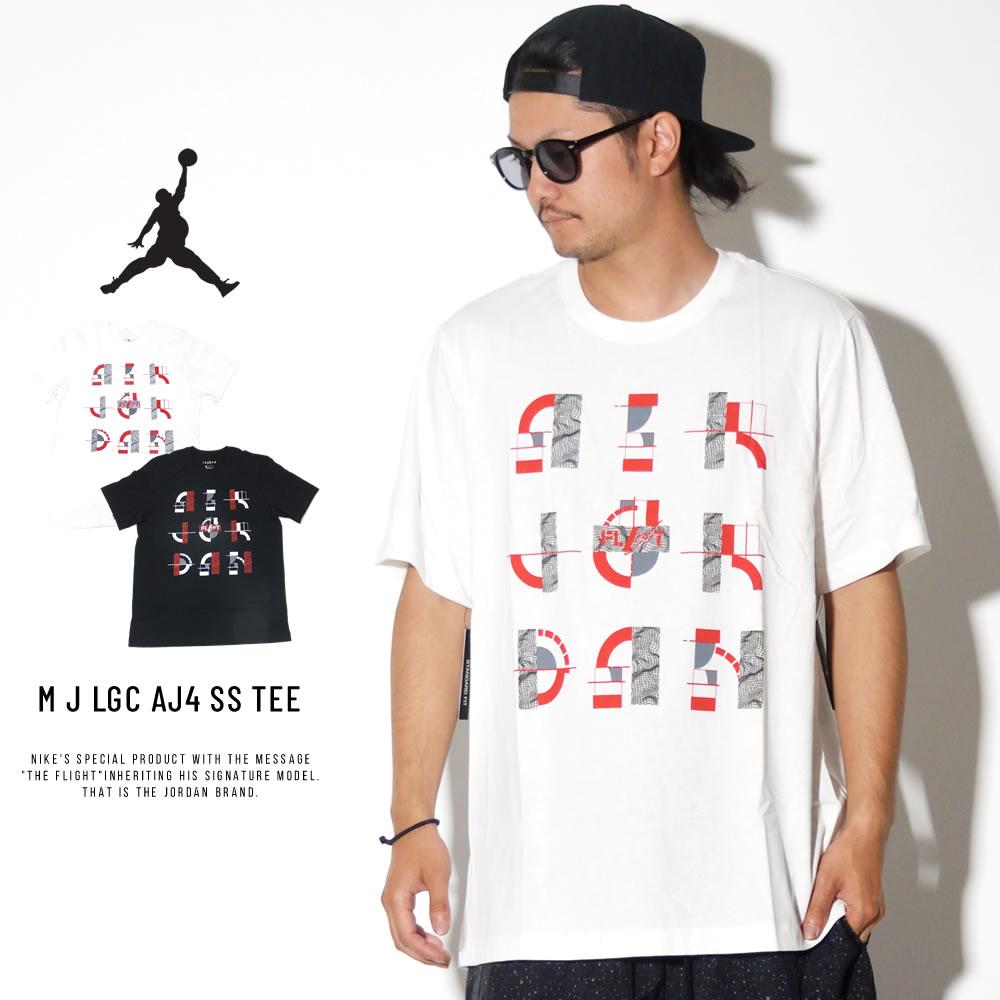 NIKE JORDAN ナイキ ジョーダン 半袖Tシャツ M J LGC AJ4 SS TEE CI0268
