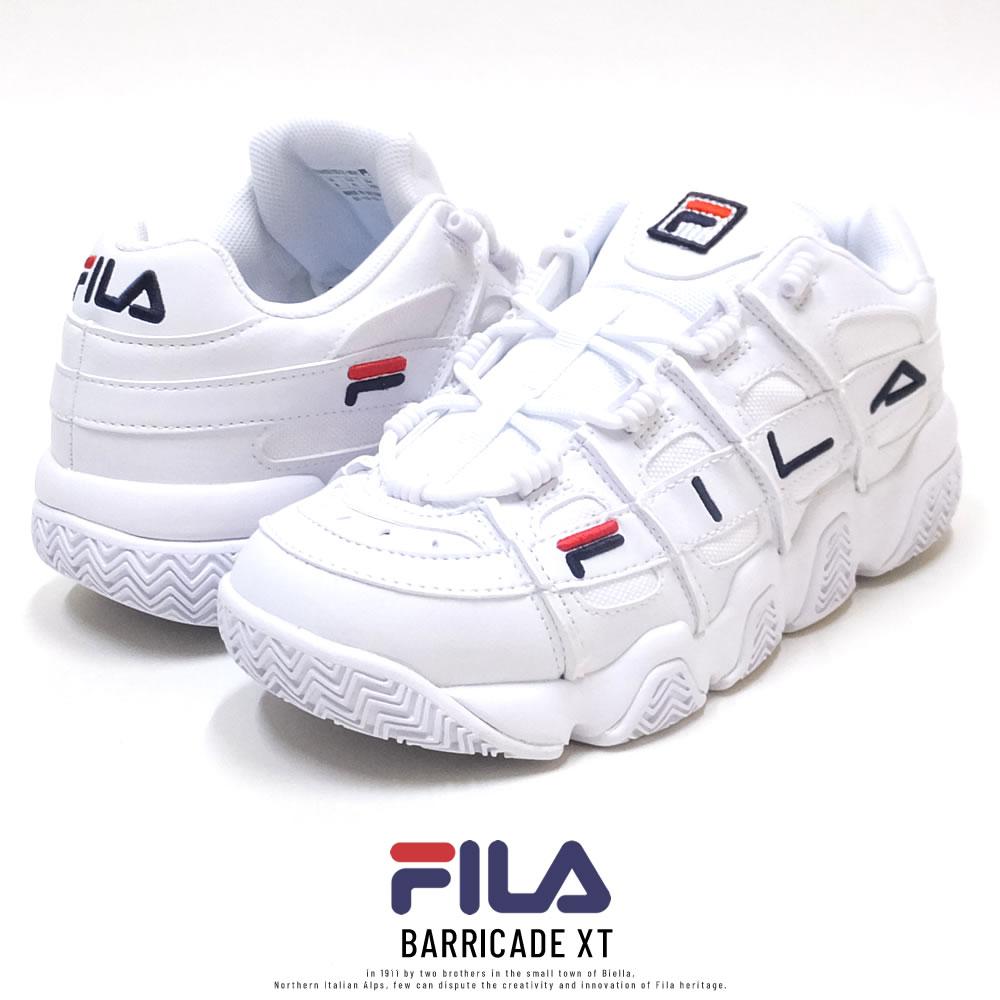 FILA フィラ スニーカー シューズ BARRICADE XT FS1HTB1051X